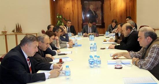 Belediye Meclisi Aralık Ayı Toplantısı'nı yaptı