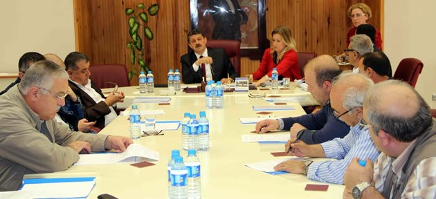 Belediye Meclisi Mayıs Toplantısı