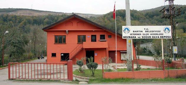 Belediye Mezabahası Bayram Boyunca Hizmette