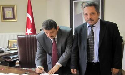 Belediye sınırları içindeki derelerin ıslahı için DSİ ile protokol imzalandı