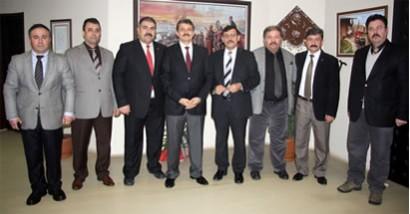 Belediye'deki 73 memuru kapsayan Toplu Sözleşme imzalandı