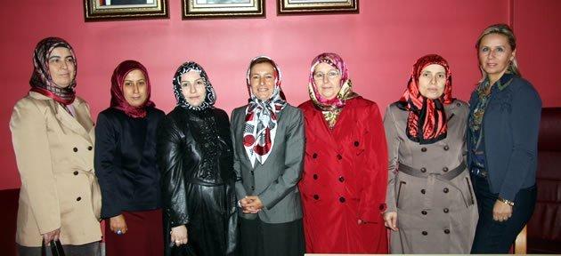 Beydader'den MHP'ye Ziyaret