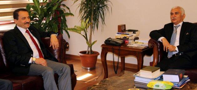 Bik Genel Müdürü Mehmet Atalay Karabük'te