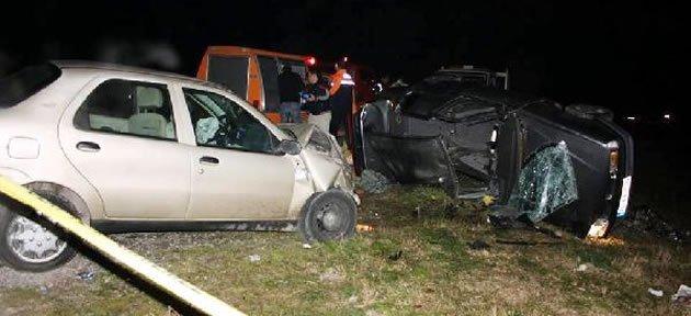 Bilanço: 479 Kaza, 10 Ölü, 808 Yaralı
