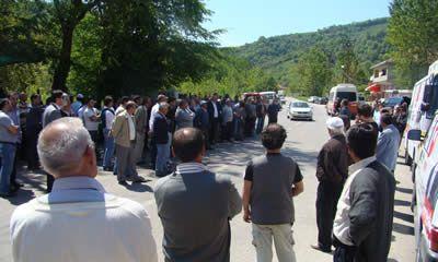 Bilgin'e Amasra'dan tam destek