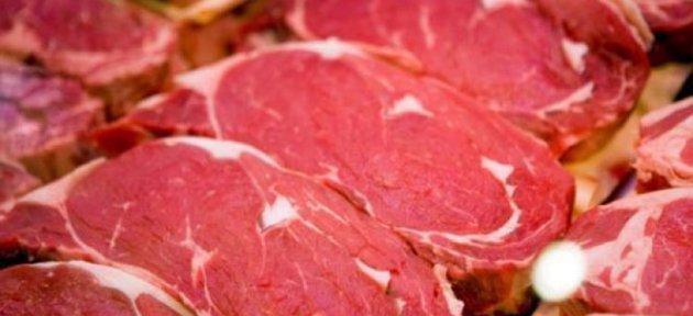Bin 44 Ton Kaçak Kırmızı Et Piyasaya Sürüldü