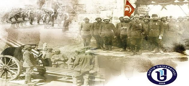 Bir Hürriyet Türküsü Çanakkale Destanı