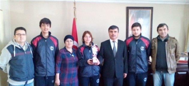Bocce Takımından Özdemir'e Ziyaret