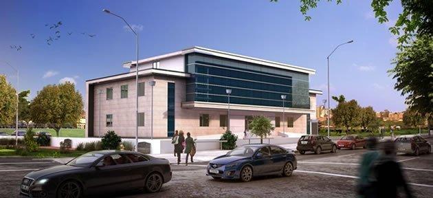 Bölge Trafik Binası Yatırım Programına Alındı