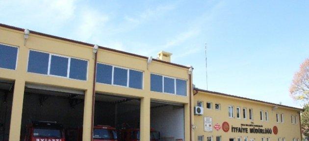 Bolu Belediyesi İtfaiyesi'nin Kalitesi Yeniden Tescillendi