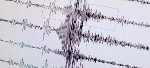 Bolu'da 4.1 Büyüklüğünde Deprem
