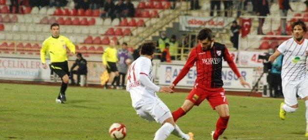 Boluspor 0-0 Karşıyaka