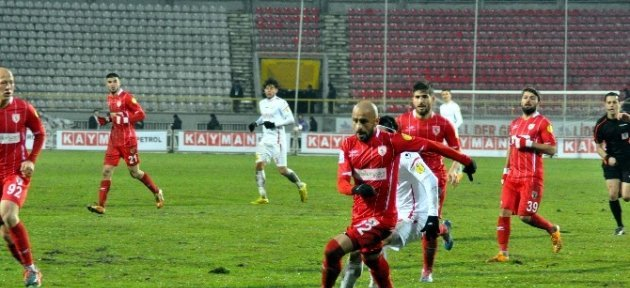 Boluspor 0-0 Samsunspor