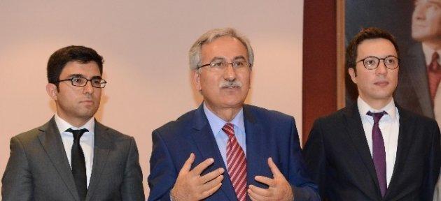 BÜ'de Tübitak Sobag Projeleri Tanıtıldı