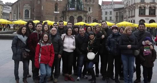 BÜNSEM II. Hareketliliğini Polonya'ya yaptı