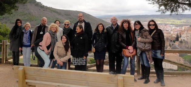 BÜNSEM İspanya'da