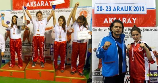 Buse Türkiye Şampiyonu