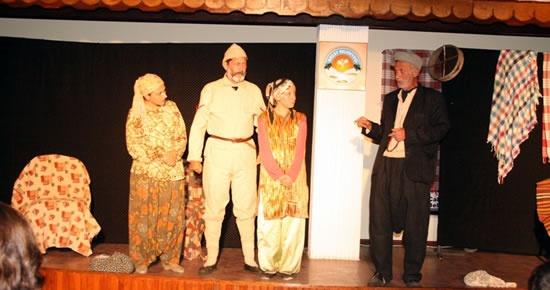 Çanakkale Kahramanı Koca Seyit adlı tiyatro oyunu Bartın'da