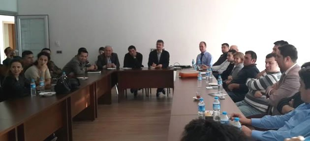 Çaycuma OSB'de Güvenlik Tedbirleri Masaya Yatırıldı
