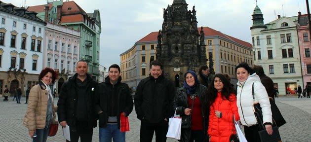 Çek Cumhuriyeti Hareketliliği Tamamlandı