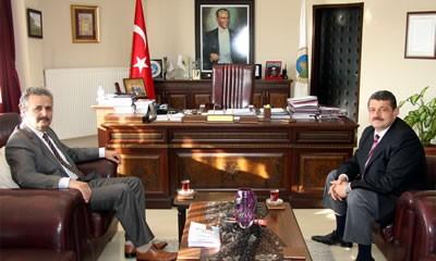 Çelen'den Başkan'a iade-i ziyaret