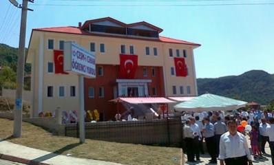 Çeşm-i Cihan Öğrenci Yurdu açıldı