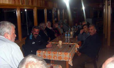 CHP aday ve teşkilat üyeleri seçim çalışmaları