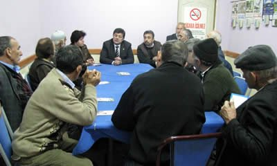 CHP adayları seçim çalışmaları