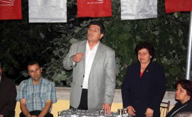 CHP adayları seçim çalışmalarında