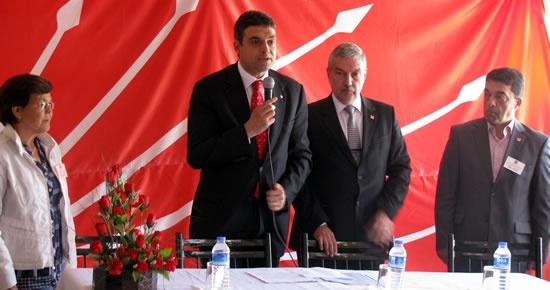 CHP Amasra kongresinde gündem Termik Santral