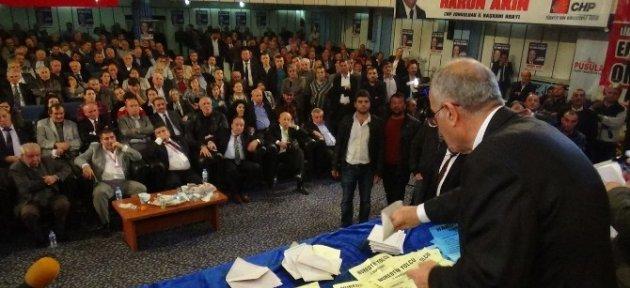 Chp'nin Zonguldak Yeni İl Başkanı Harun Akın Oldu