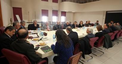Çilek Festivali Organizasyon Toplantısı yapıldı