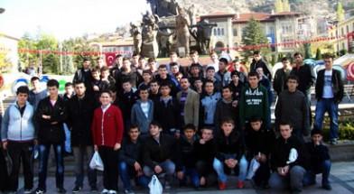 Cumhuriyet Bayramı'nı Kastamonu'da kutladılar