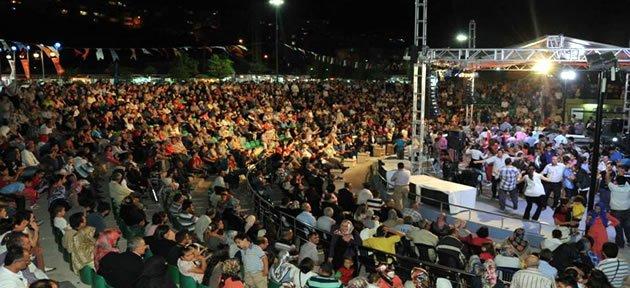 Darıca'da Muhteşem Gece