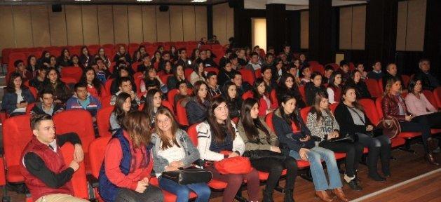 Devrek Meslek Ve Teknik Eğitim Lisesi'nden Kbü'ye Ziyaret