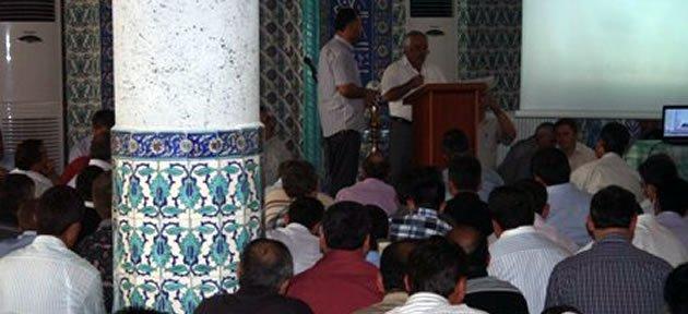 Din görevlileri toplandı