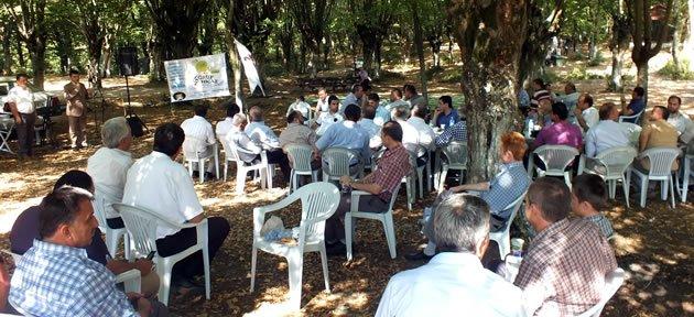 Diyanet-Sen'den Piknik