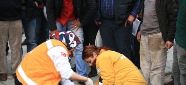 Düzce'de Trafik Kazası: 1 Yaralı