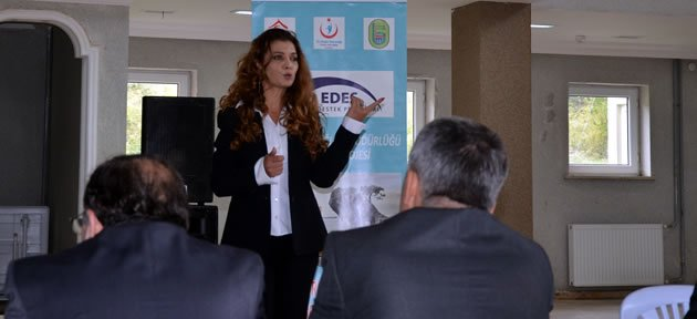 EDES Eğitimleri Ulus'ta
