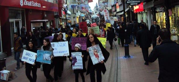 Eğitim Sen'den 8 Mart Yürüyüşü