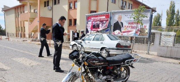 Ehliyetsiz Sürücüler Kaza Yaptı