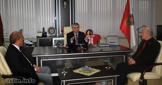 Emniyet'ten Futsal'a destek