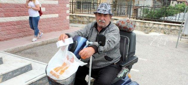 Engelli Vatandaş Oyunu Kullanamadı