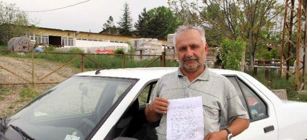 Eşini Hastaneye Götürürken Radara Girdi, Mahkeme Cezasını İptal Etti