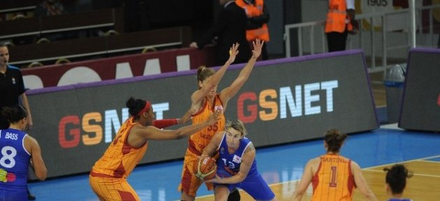 Galatasaray Odeabank 59 - 66-BLMA