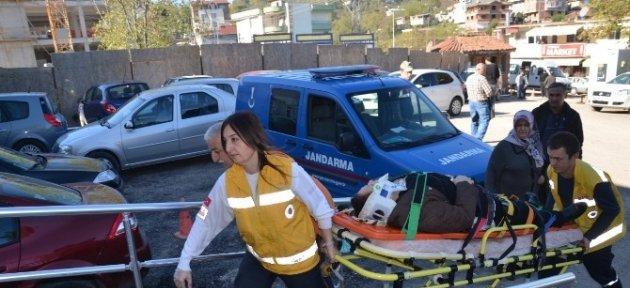 Fatsa'da Kaza: 1 Yaralı
