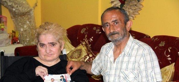 Felçli Hasta, Eşinin Sevgisiyle Hayata Tutundu