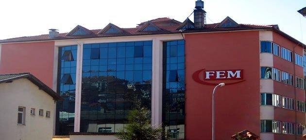 FEM 502 Öğrencisini Üniversiteye Yerleştirdi