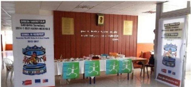 Fen Lisesi, Erasmus Projesi Etkinlikleri Düzenleyecek