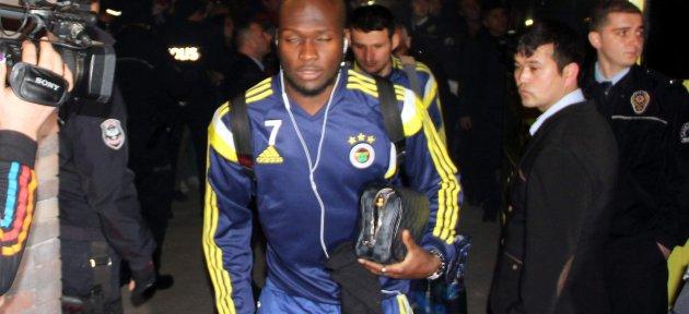 Fenerbahçe Karabük'te